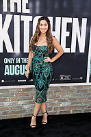 """LOS ANGELES - AUG 5:  Marilyn Flores at the """"The Kitchen"""" Premiere at the TCL Chinese Theater IMAX on August 5, 2019 in Los Angeles, CA"""