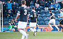 JAMIE WALKER (RIGHT) SCORES RAITH'S FOURTH