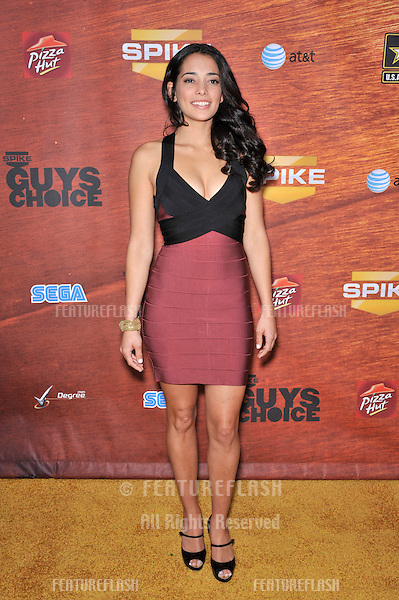 Natalie Martinez at Spike TV's 2008 Guys Choice event at Sony Studios..May 31, 2008  Los Angeles, CA.Picture: Paul Smith / Featureflash