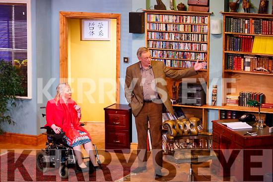 "Scenes from the play ""Duet for One"" been performed by the Nenagh Players at the opening night of the Kerry Drama Festival in the Ivy Leaf in Castleisland on Sunday night."