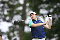 Robin Dawson of Team Ireland on the 13th tee during Round 4 of the WATC 2018 - Eisenhower Trophy at Carton House, Maynooth, Co. Kildare on Saturday 8th September 2018.<br /> Picture:  Thos Caffrey / www.golffile.ie<br /> <br /> All photo usage must carry mandatory copyright credit (© Golffile | Thos Caffrey)