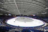 OLYMPIC GAMES: PYEONGCHANG: 09-02-2018, Gangneung Oval, Training session, ©photo Martin de Jong