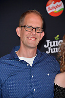 "LOS ANGELES, USA. June 12, 2019: Pete Docter at the world premiere of ""Toy Story 4"" at the El Capitan Theatre.<br /> Picture: Paul Smith/Featureflash"