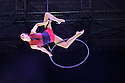 Cirque Alfonse present 'BARBU', in the Lafayette, at Circus Hub, on the Meadows, as part of the Edinburgh Festival Fringe.
