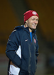 St Johnstone v Hamilton Accies...04.01.15   SPFL<br /> A happy Alex Neil<br /> Picture by Graeme Hart.<br /> Copyright Perthshire Picture Agency<br /> Tel: 01738 623350  Mobile: 07990 594431