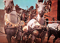 Ben-Hur (1959) <br /> Charlton Heston <br /> *Filmstill - Editorial Use Only*<br /> CAP/KFS<br /> Image supplied by Capital Pictures