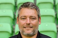 GRONINGEN - Voetbal, Presentatie FC Groningen,  seizoen 2018-2019, 17-07-2018, Pieter Idema  (materiaalverzorger)