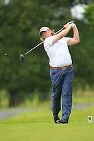 Andrew Pestell (Chelmsford GC) on the 7th tee during Round 1 of the Titleist &amp; Footjoy PGA Professional Championship at Luttrellstown Castle Golf &amp; Country Club on Tuesday 13th June 2017.<br /> Photo: Golffile / Thos Caffrey.<br /> <br /> All photo usage must carry mandatory copyright credit     (&copy; Golffile | Thos Caffrey)