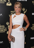 BEVERLY HILLS, CA - JUNE 22:  Kim Matula at the 41st Annual Daytime Emmy Awards at the Beverly Hilton Hotel on June 22, 2014 in Beverly Hills, California. SKPG/MPI/Starlitepics