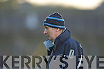 KOR V SOUTH KERRY  Manager James O'Sullivan Kerins O'Rahillys v  South Kerry in the AIB County Senior Football Championship Semi Final at Fitzgerald Stadium on Sunday..KERINS O'RAHILLYS 2-13 SOUTH KERRY 2-13