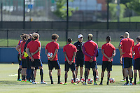 USMNT Training, June 9, 2016