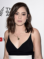 LOS ANGELES - DECEMBER 6: Rosa Salazar attends the 2018 Game Awards at the Microsoft Theater on December 6, 2018 in Los Angeles, California. (Photo by Scott Kirkland/PictureGroup)