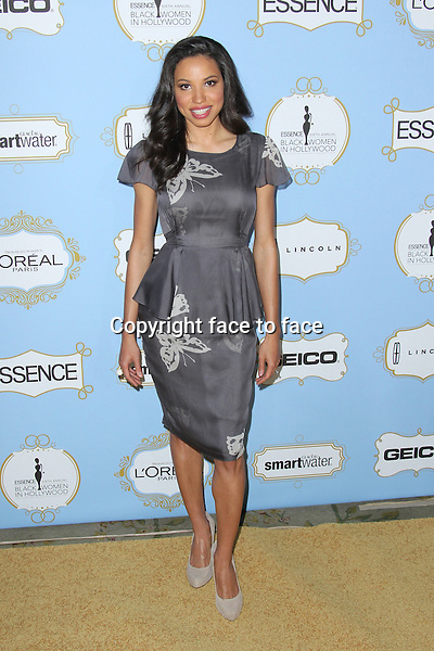 Jurnee Smollett-Bell at the Sixth Annual ESSENCE Black Women In Hollywood Awards Luncheon at the Beverly Hills Hotel on February 21, 2013 in Beverly Hills, California...Credit: MediaPunch/face to face..- Germany, Austria, Switzerland, Eastern Europe, Australia, UK, USA, Taiwan, Singapore, China, Malaysia and Thailand rights only -