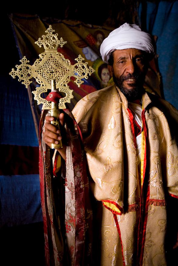 Lalibela, Ethiopia on  November 29, 2008. Photo by Jasmin Shah.