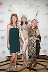 Actress and Singer Cynthia Basinet, Caesars Entertainment Model Ashley Scott and Roxanne West Attend The Association of Community Employment Programs for the Homeless Presents Viva Las Veg-ACE! held at the Waldorf Astoria (Starlight Roof), NY 5/19/11