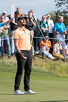 Joost Luiten (NED) in action on the 16th hole during the final round at the KLM Open, The International, Amsterdam, Badhoevedorp, Netherlands. 15/09/19.<br /> Picture Stefano Di Maria / Golffile.ie<br /> <br /> All photo usage must carry mandatory copyright credit (© Golffile | Stefano Di Maria)