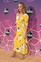 05 August 2019 - West Hollywood, California - Kim Raver. ABC's TCA Summer Press Tour Carpet Event held at Soho House.   <br /> CAP/ADM/BB<br /> ©BB/ADM/Capital Pictures