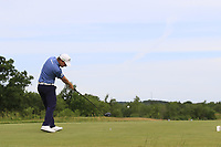 Emiliano Grillo (ARG) tees off the 4th tee during Friday's Round 2 of the 117th U.S. Open Championship 2017 held at Erin Hills, Erin, Wisconsin, USA. 16th June 2017.<br /> Picture: Eoin Clarke | Golffile<br /> <br /> <br /> All photos usage must carry mandatory copyright credit (&copy; Golffile | Eoin Clarke)
