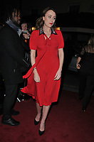 Keeley Hawes at the Charles Finch & Chanel Pre-BAFTAs Dinner, No. 5 Hertford Street (Loulou's), Hertford Street, London, England, UK, on Saturday 09th February 2019.<br /> CAP/CAN<br /> ©CAN/Capital Pictures