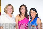 Caroline Counihan Brown Thomas, Helen Sheehan and Eileen Murphy Killarney at the Brown Thomas fashion show in the Aghadoe Heights Hotel Killarney on Friday night..