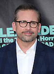 Steve Carell attends The Disney World Premiere of Alexander and the Terrible,Horrible,No Good, Very Bad held at The El Capitan  in Hollywood, California on October 06,2014                                                                               © 2014 Hollywood Press Agency