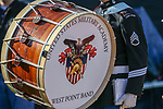 Army Black Knights band in action before the Armed Forces Bowl game between the San Diego State Aztecs and the Army Black Knights at the Amon G. Carter Stadium in Fort Worth, Texas.