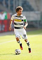 Fabian JOHNSON, MG 19 <br /> BORUSSIA MOENCHENGLADBACH - LAZIO ROM  0-0<br /> Fussball Freundschaftsspiel 1. Bundesliga , Moenchengladbach, am 13.08.2016 .