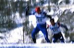 Sci di fondo, disciplina Olimpica invernale. Cross-country skiing, winter olympic discipline.