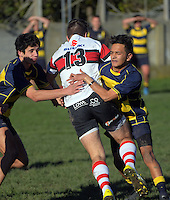 160702 Wellington College Rugby - Scots College v Wairarapa College