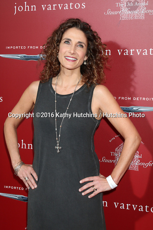 LAS VEGAS - APR 17:  Melina Kanakaredes at the John Varvatos 13th Annual Stuart House Benefit at the John Varvatos Store on April 17, 2016 in West Hollywood, CA