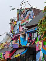 Hotel und Galerie Spirit, Vancurova 1, Bratislava, Bratislavsky kraj, Slowakei, Europa<br /> Hotel and gallery Spirit, Vancurova 1, Bratislava, Bratislavsky kraj, Slowakia, Europe