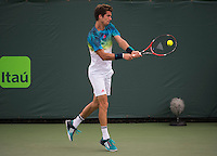 ALJAX BEDENE (GBR)<br /> <br /> MIAMI OPEN, CRANDON PARK, KEY BISCAYNE, MIAMI, FLORIDA, USA<br /> <br /> &copy; AMN IMAGES