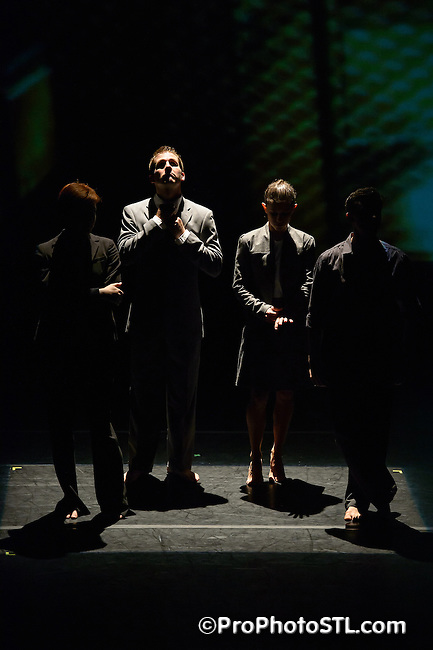 """Outburst"" by MADCo at Lee Theater at University of Missouri in St. Louis on Sept 14, 2012."