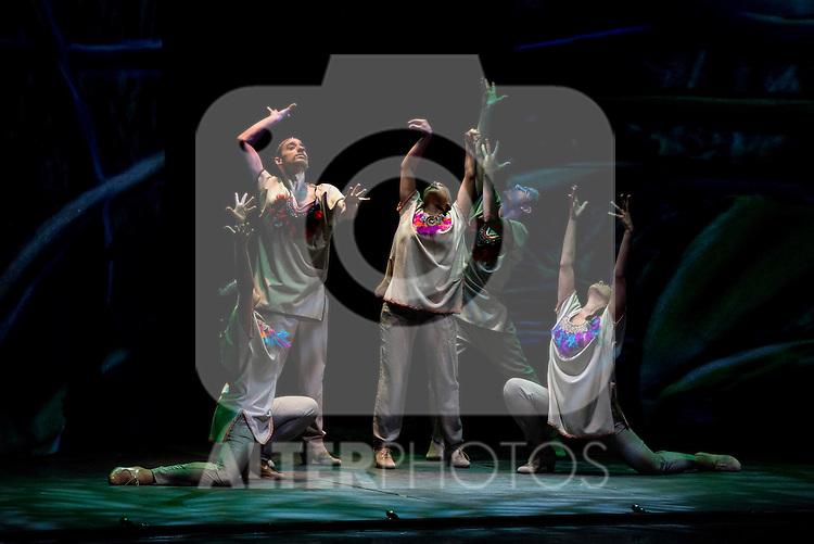 Estreno de Chavela, el nuevo trabajo de Cecilia G&oacute;mez en el Teatro Reina Victoria.<br /> (ALTERPHOTOS/BorjaB.Hojas)
