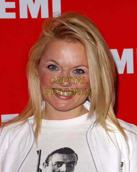 GERI HALLIWELL.EMI Post Grammy Party held at The Los Angeles County Museum of Art in Los Angeles, California .8 February 2004                                                                      *UK Sales Only*.portrait, headshot.www.capitalpictures.com.sales@capitalpictures.com.©Capital Pictures.