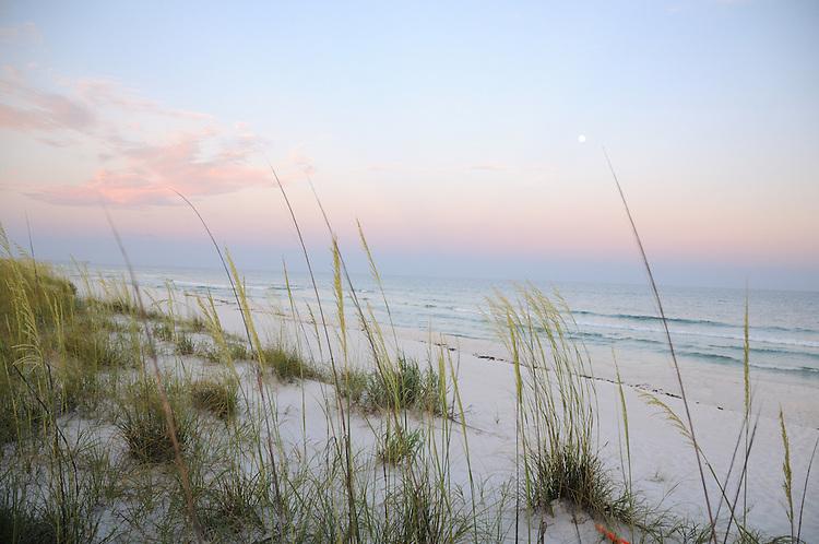 Sunset at Navarre Beach, FL
