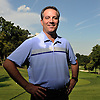 Doug Martocci, Green and Grounds Chairman and Treasurer of North Hills Country Club in Manhasset, poses for a portrait outside the club on Wednesday, Sept. 14, 2016.