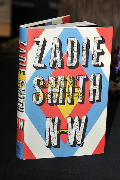 Zadie Smith's book.Zadie Smith signs copies of her first new novel in seven years.  Her  eagerly anticipated new book 'NW', is set in Smith's home town of Brent in north west London.  Waterstone's, London, England..September 4th, 2012.gv general view book signing   .CAP/BF.©Bob Fidgeon/Capital Pictures.