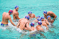 Team Italy<br /> MNE (white cap) vs ITA (blue cap)<br /> Rio de Janeiro  XXXI Olympic Games <br /> Olympic Aquatics Stadium <br /> waterpolo men preliminary round 10/08/2016<br /> Photo Giorgio Scala/Deepbluemedia/Insidefoto