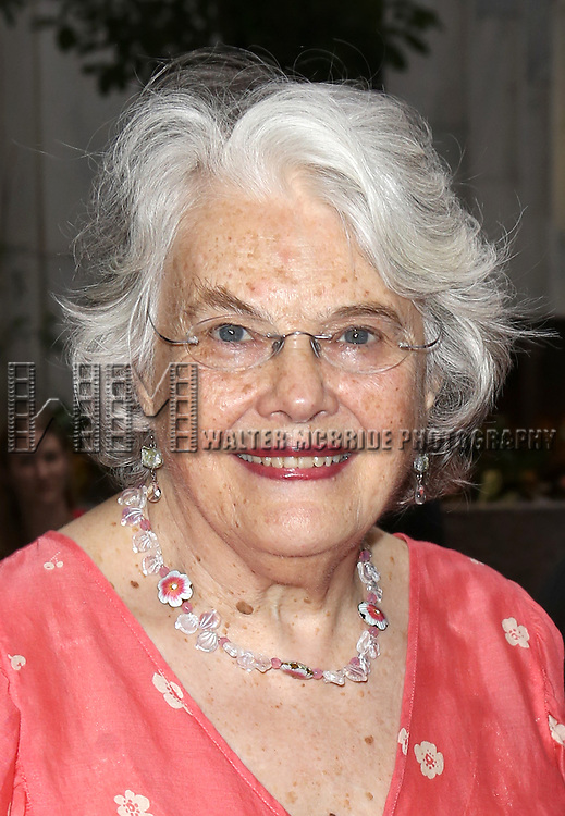 Lois Smith  attend 'The Unavoidable Disappearance Of Tom Durnin' Opening Night at Laura Pels Theatre on June 27, 2013 in New York City.