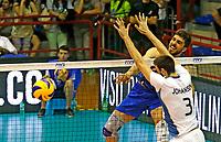 Luigi Randazzo Italia Argentina di Pallavolo della VesuvioCup <br /> Napoli 27 maggio 2017