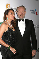 LOS ANGELES - OCT 26:  Allegra Harris, Jared Harris at the 2018 British Academy Britannia Awards at the Beverly Hilton Hotel on October 26, 2018 in Beverly Hills, CA