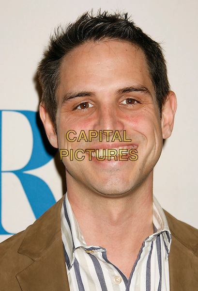"GREG BERLANTI.The Museum Of Television and Radio presents The Twenty-Fourth Annual William S. Paley Television Festival, ""Brothers and Sisters"" held at the Directors Guild Of America, West Hollywood, California, USA..March 5th, 2007.headshot portrait .CAP/ADM/RE.©Russ Elliot/AdMedia/Capital Pictures"