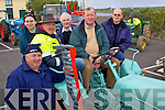 Taking part in the fundraising vintage tractor rally in Blennerville on sunday were John Joe O'Connor, Ardfert, Niall Murphy, Knocknagoshel, Dermot O'Sullivan, farrnfore, jamie O'Sullivan, Tralee, Michael Curran, Tralee and Thomas Wharton, Tralee..   Copyright Kerry's Eye 2008