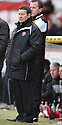 Sheffield United manager Danny Wilson. Stevenage v Sheffield United - npower League 1 -  Lamex Stadium, Stevenage - 16th March, 2013. © Kevin Coleman 2013.. . . .