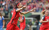 Portland Thorns vs Chicago Red Stars, April 29, 2017