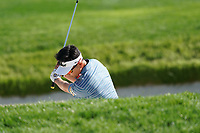 Y.E. Yang (KOR) on the 5th during the 1st round at the PGA Championship 2019, Beth Page Black, New York, USA. 17/05/2019.<br /> Picture Fran Caffrey / Golffile.ie<br /> <br /> All photo usage must carry mandatory copyright credit (&copy; Golffile | Fran Caffrey)