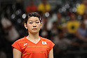 Ayaka Takahashi (JPN),<br /> AUGUST 15, 2016 - Badminton : <br /> Women's Doubles Quarter-final<br /> at Riocentro - Pavilion 3<br /> during the Rio 2016 Olympic Games in Rio de Janeiro, Brazil. <br /> (Photo by Koji Aoki/AFLO SPORT)