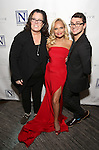 Rosie O'Donnell, Kristin Chenoweth and Christian Siriano attends the Opening Night celebration for Kristin Chenoweth - 'My Love Letter To Broadway'  at the Bar Sixty Five at the Rainbow Room Bar on November 2, 2016 in New York City.