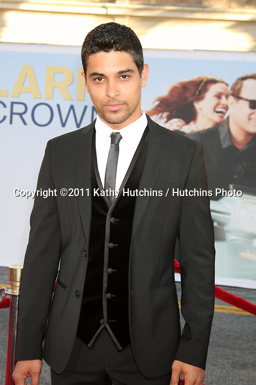 """LOS ANGELES - JUN 27:  Wilmer Valderrama arriving at the """"Larry Crowne"""" World Premiere at Chinese Theater on June 27, 2004 in Los Angeles, CA"""